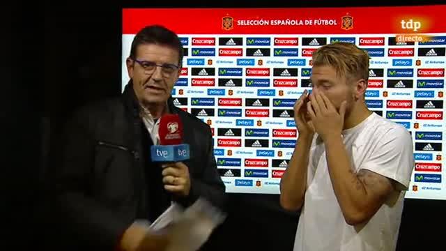 """De Rossi: """"Hemos empatado contra un equipo muy fuerte"""""""