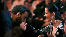 Rovira invita a Tim Robbins y Juliette Binoche a tomar gazpacho en Málaga