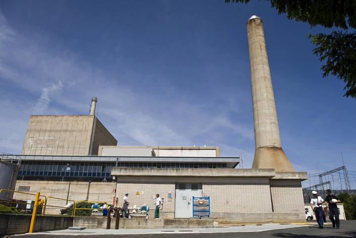 RTVE adelanta que la central de Garoña, en Burgos, permanecerá abierta hasta 2013