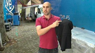 RTVE introduce en los encierros de San Fermín una camiseta biométrica para medir los datos de los mozos