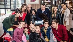 RTVE presenta 'iFamily', la nueva comedia familiar