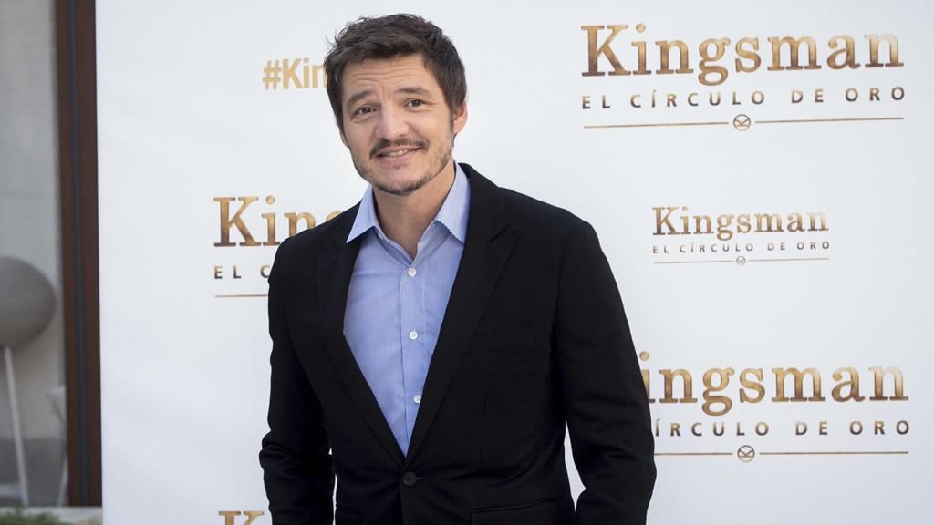 RTVE.es entrevista a Pedro Pascal, protagonista de 'Kingsman: El círculo de oro'