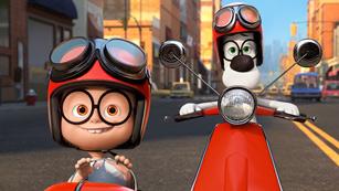 RTVE.es estrena el tráiler de 'Las aventuras de Peabody y Sherman'