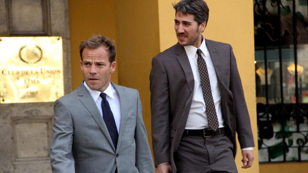 RTVE.es estrena el tráiler de 'La deuda' (Oliver's deal), un 'thriller' sobre el capitalismo con Stephen Dorff