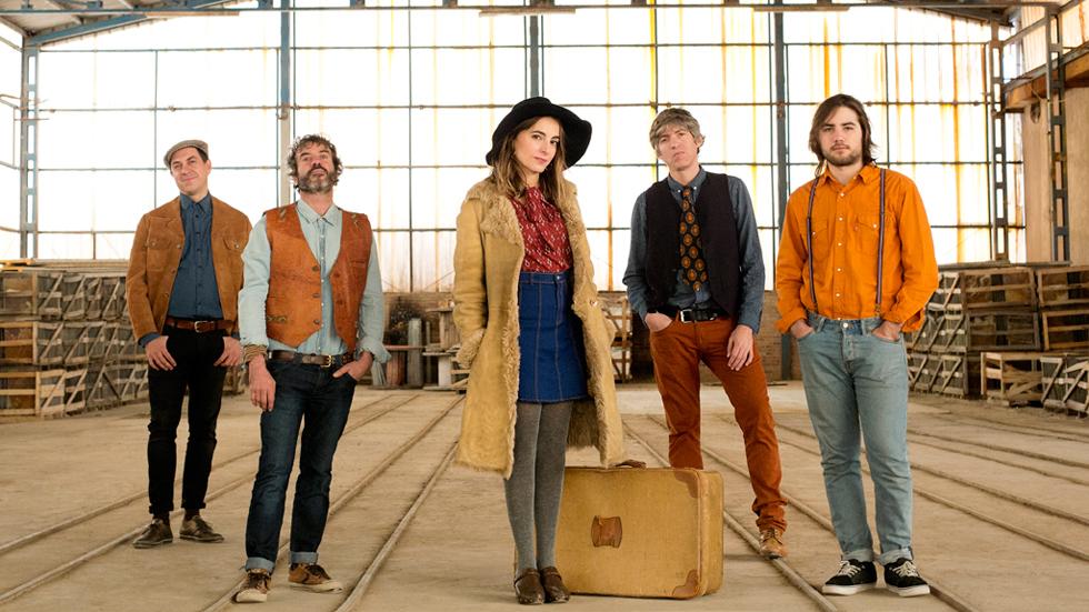 """RTVE.es estrena el videoclip de Niña Vintage de la canción """"Mi corazón"""""""