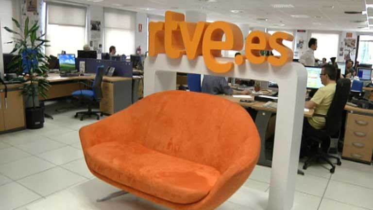 RTVE.es es seleccionada la mejor Web del año