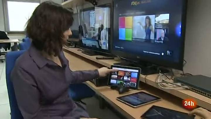 RTVE.es en todas las tabletas