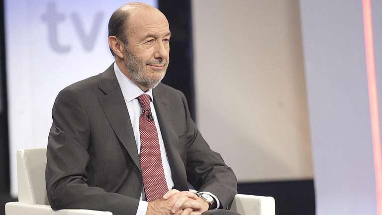 """Rubalcaba: """"A veces los partidos hacemos la vista gorda con la corrupción"""""""