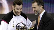 Ir al VideoRudy Fernández, 'MVP' de la Copa 2015