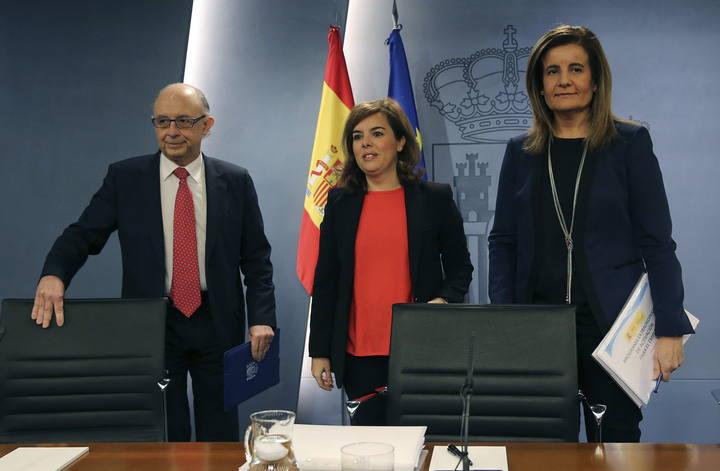 RUEDA DE PRENSA POSTERIOR A LA REUNIÓN SEMANAL DEL CONSEJO DE MINISTROS