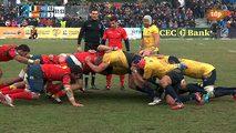 Campeonato de Europa Masculino. Rumanía - España