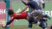 Rugby - Clasificación Campeonato del Mundo Femenino: España - Escocia