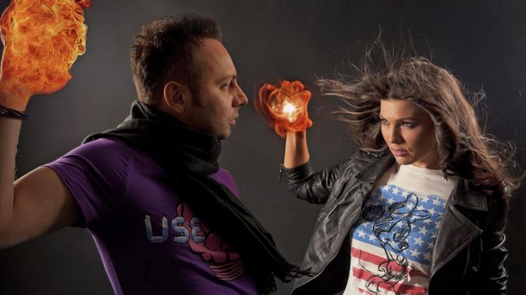 "Eurovisión 2014 - Rumanía: Paula Seling y OVI cantan ""Miracle"""