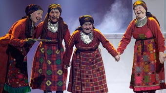"Rusia - Buranovskiye Babushki - ""Party for everybody"""