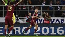 Ir al VideoRusia jugará la Eurocopa y manda a Suecia a la repesca