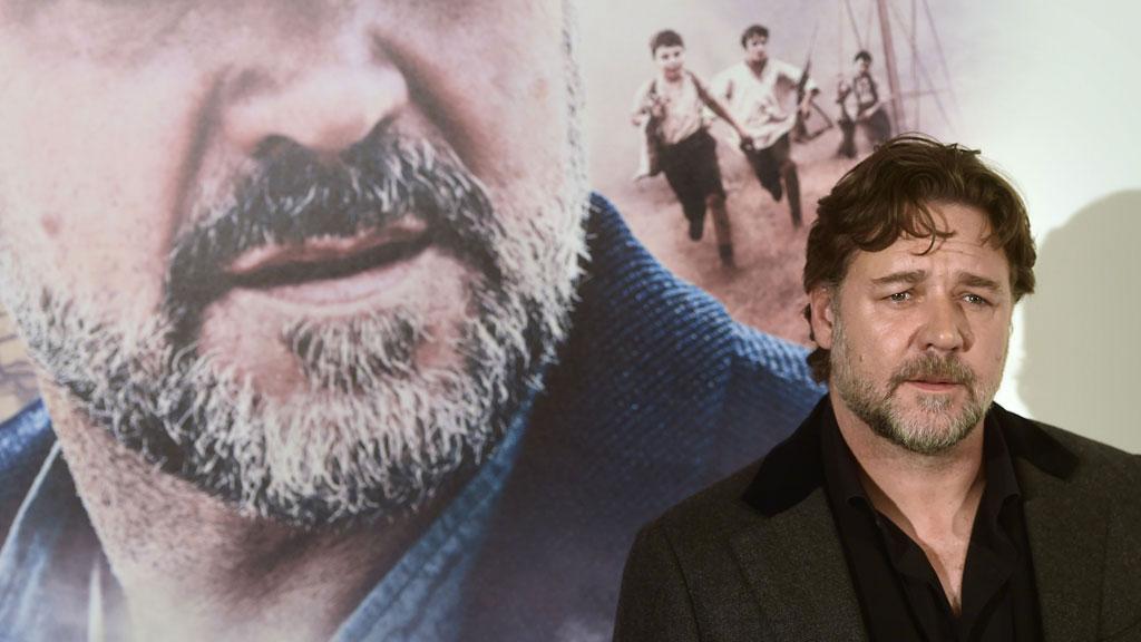 """Russell Crowe: """"Creía que tenía el mejor trabajo del mundo hasta que he dirigido"""""""