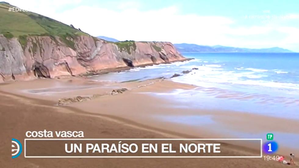 España Directo - De ruta en autocaravana por la costa vasca