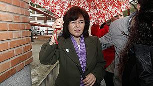 Más Gente - Ruth Ortiz llega al juzgado dispuesta a contarlo todo
