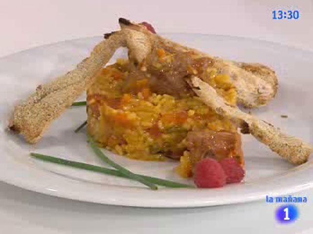 Saber comer arroz con costillas y oreja 09 06 10 for Cocinar oreja de cerdo