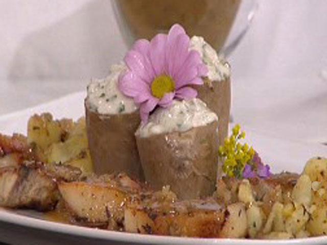 Saber cocinar cochinillo a la plancha con patatas for Cocinar patatas rellenas