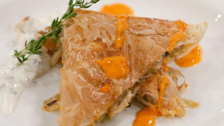 C mo preparar empanada expr s de berberechos y navajas - Como cocinar berberechos ...