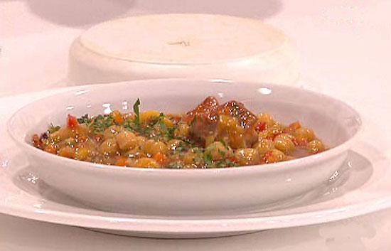Saber cocinar garbanzos con costillas for Cocinar garbanzos