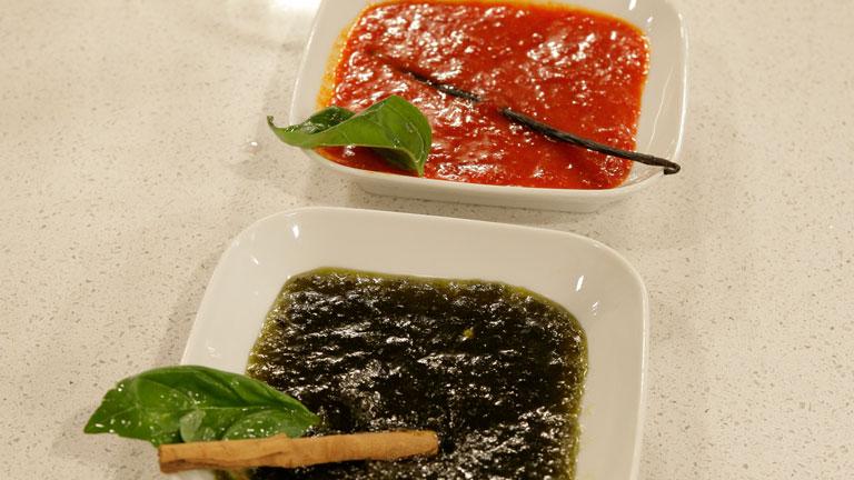 Saber cocinar mermelada de pimientos rojos y verdes la - Mermelada de pimientos rojos ...