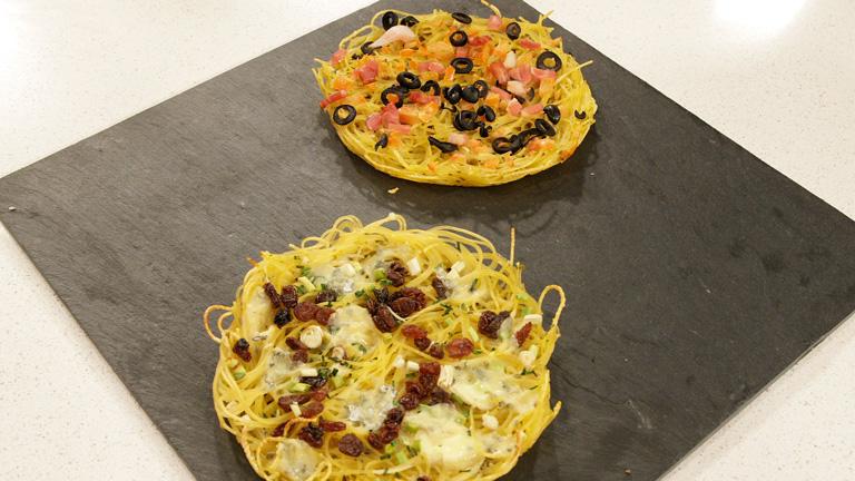 Saber cocinar pizza de pasta la ma ana a la carta - 100 maneras de cocinar pasta ...