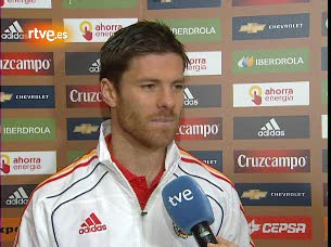 Xabi: 'Sabíamos que Argentina saldría así'