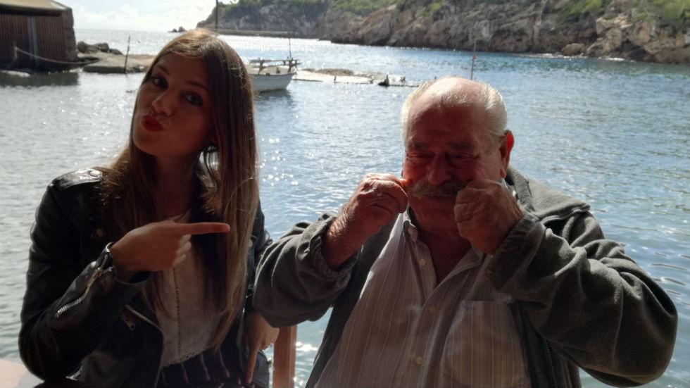 Aquí la tierra - El sabor a mar de Ibiza