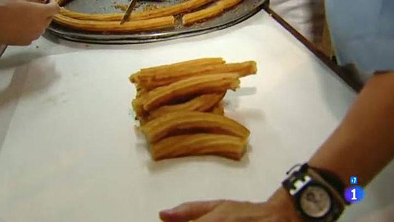 El sabor de los Sanfermines lo pone la churrería La Mañueta desde 1872