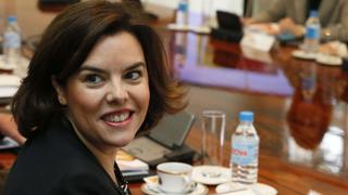 """Sáenz de Santamaría: """"Si se hacen las cosas bien España tendrá 20 millones de empleos en 2019"""""""
