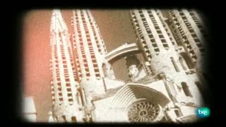 La mitad invisible - La Sagrada familia, de Antonio Gaudí