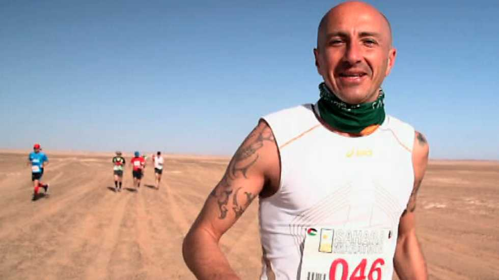 A la carrera - Sahara