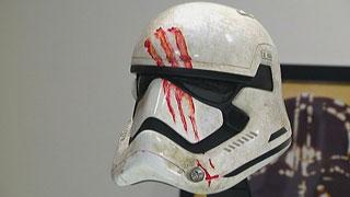 Salen a la venta réplicas únicas del universo Star Wars