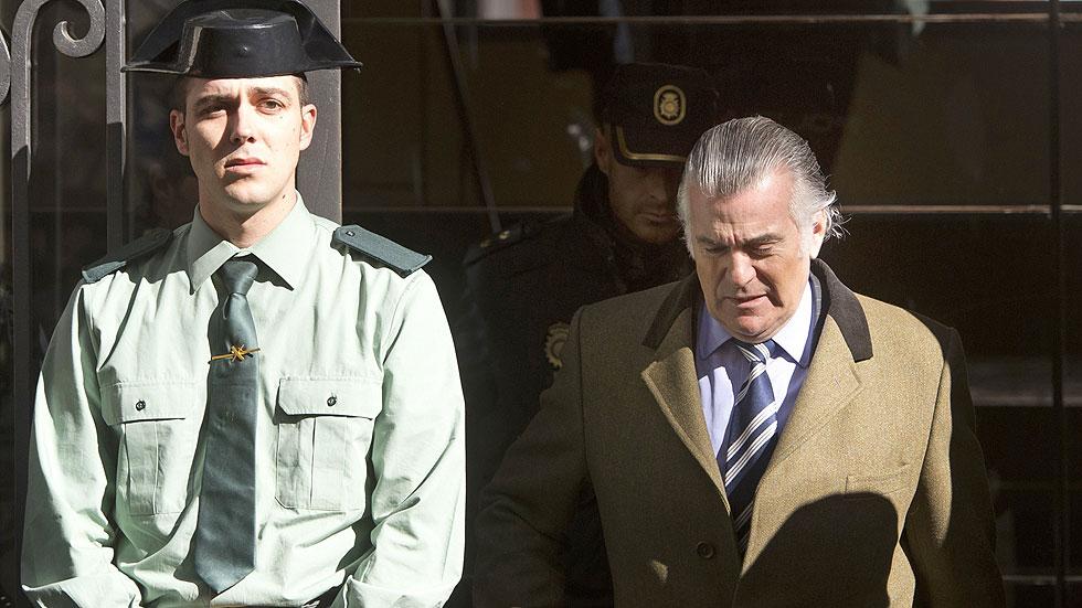Bárcenas podría salir en breve de la cárcel tras conseguir su familia el importe de la fianza