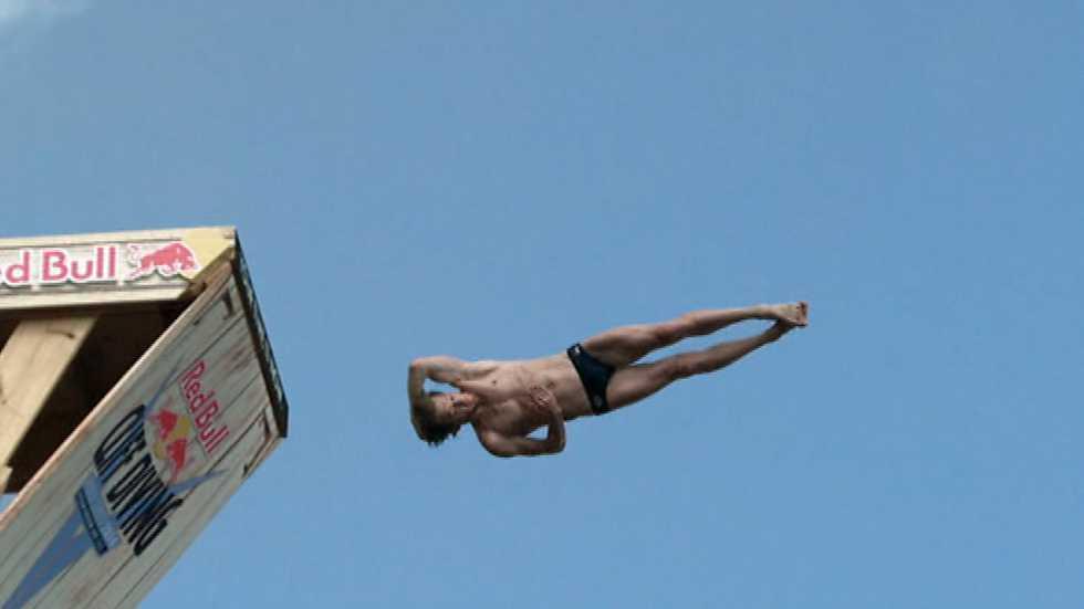 Saltos de acantilados Red Bull Cliff Diving