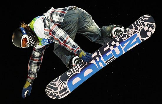 Los mejores saltos de halfpipe masculino