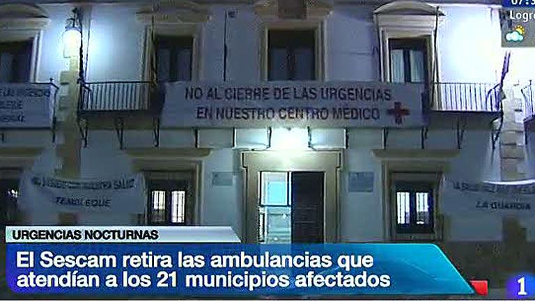 Castilla-La Mancha retira las ambulancias de soporte vital básico en 21 municipios