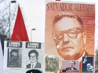 En portada - Salvador Allende. Caso cerrado
