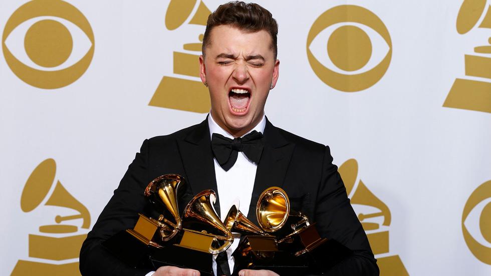 Sam Smith triunfa con cuatro premios y Beck se lleva el mejor álbum en los Grammy 2015