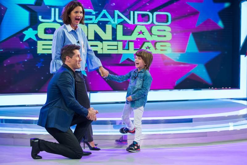 Samantha Vallejo-Nágera disfrutará con su hijo Diego