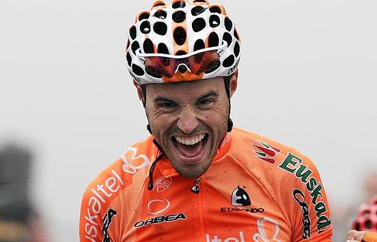 Samuel Sánchez parte como favorito en la Vuelta