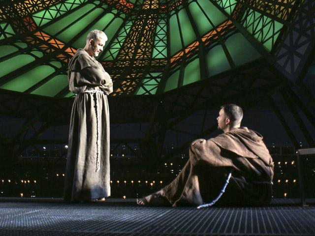 'San Francisco de Asís' de Messiaen llega de la mano del Teatro Real a un escenario único