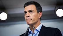 Sánchez anuncia que no seguirá al frente del partido si el Comité Federal decide la abstención
