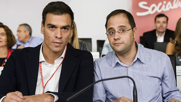 Sánchez anuncia que se presentará a las primarias del PSOE