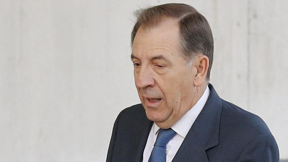 Sánchez Barcoj asegura que la tarjeta de Caja Madrid era parte de su salario