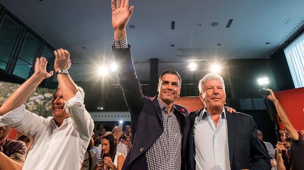 """Sánchez reconoce que su objetivo para el 26J es """"movilizar"""" al electorado socialista """"desanimado"""""""