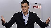 """Ir al VideoSánchez reivindica la victoria de Susana Díaz como una victoria del """"socialismo español"""""""