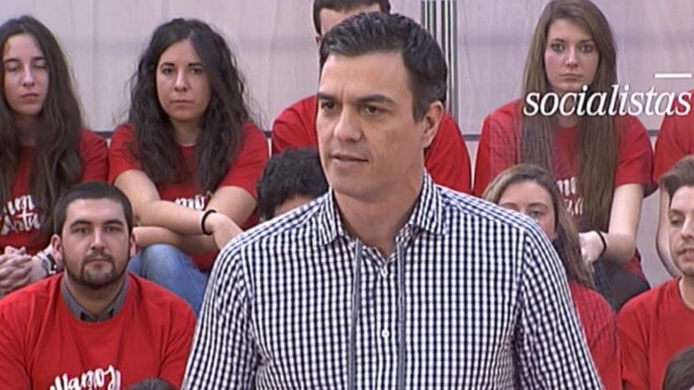 "Sánchez ve positivo abrir las listas a ""no militantes"""